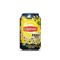 Liptonice - Ice Tea Spark Zero 33Cl Blik, 24 Blikken