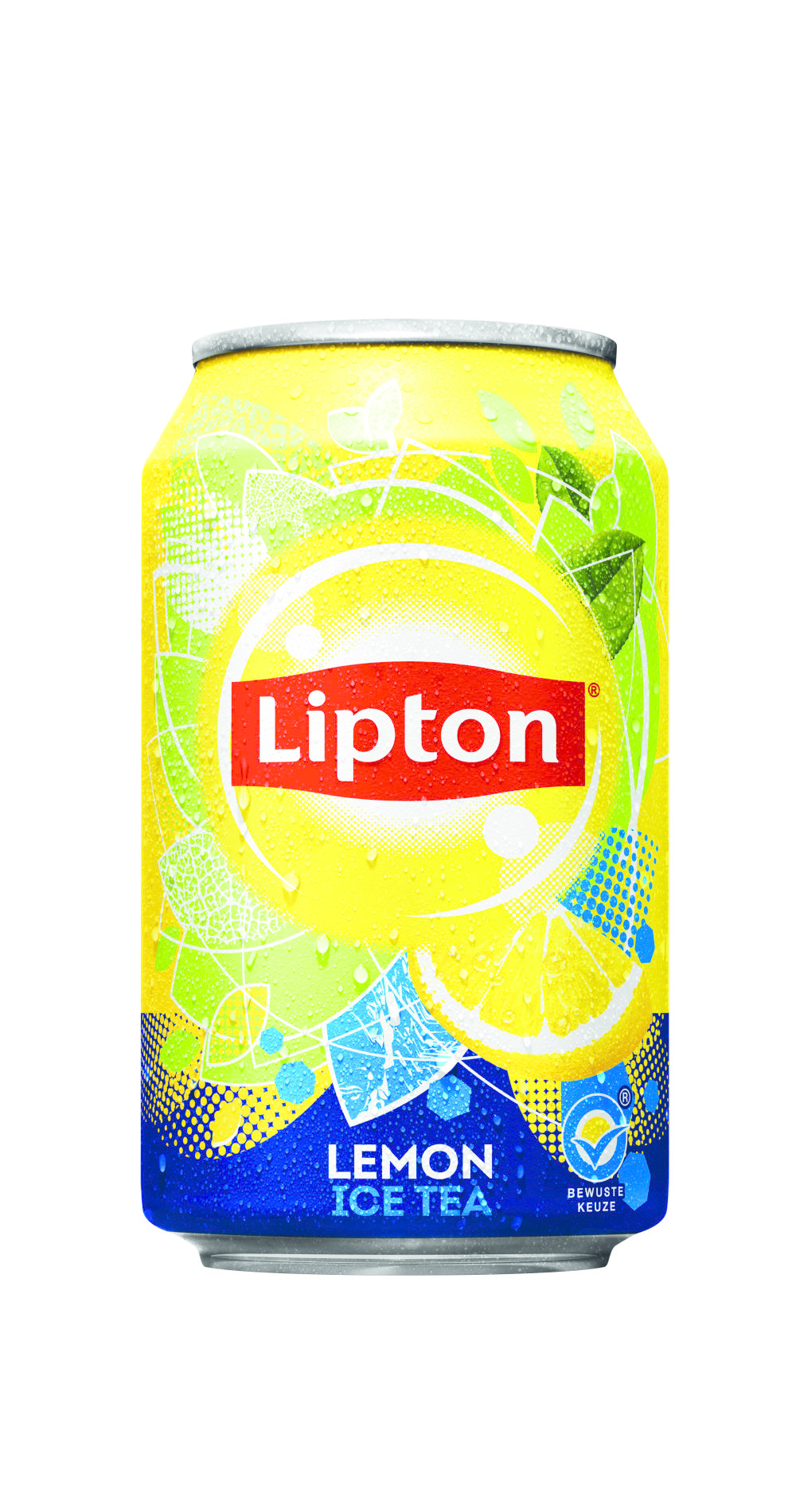 Liptonice Liptonice - Ice Tea Lemon No Bub 33Cl Blik, 24 Blikken