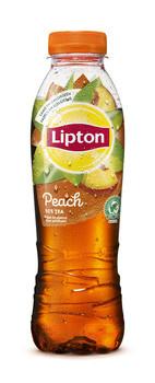 Liptonice Liptonice - Lipton Ice Tea Peach 50Cl Pet, 12 Flessen