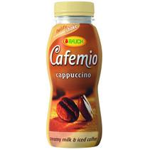 Cafemio - Cappuccino Ijskoffie 25Cl Pet, 12 Flacons