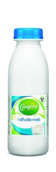 Campina Campina - Halfvolle Melk 50Cl Pet, 6 Flessen