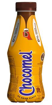 Chocomel Chocomel - Chocomel 0% Suiker 300Ml Pet, 12 Flessen