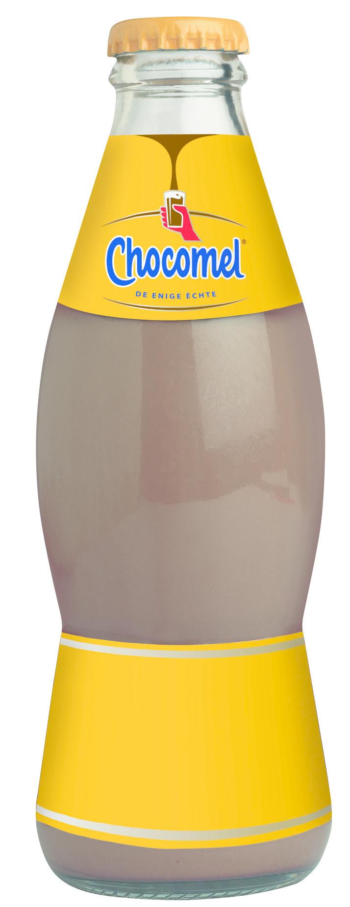 Chocomel Chocomel - Chocomel 20Cl Fles, 24 Flessen