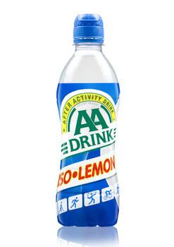AA Drink Aa Drink - Aa Drink Iso Lemon 50Cl Pet, 12 Flessen