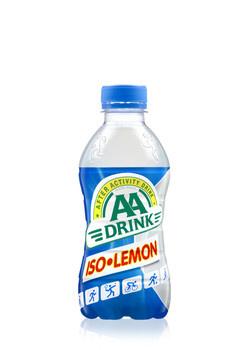 AA Drink Aa Drink - Aa Drink Iso Lemon 33Cl Pet, 24 Flessen