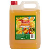 Raak - Raak Siroop Sinaasappel, 4 Stuks
