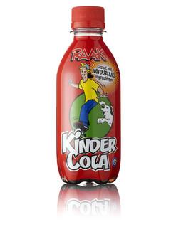 Raak Raak - Raak Kindercola 25Cl Pet, 6 Flessen
