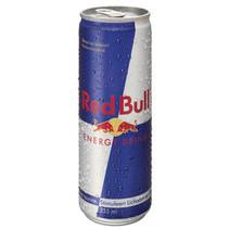 Red Bull - Red Bull Energy 35,5Cl Blik, 24 Stuks