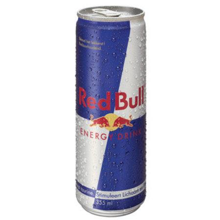 Red Bull Red Bull - Red Bull Energy 35,5Cl Blik, 24 Stuks