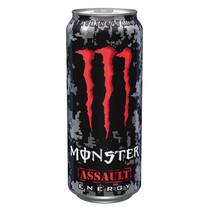 Monster - Monster Assault 50Cl Blik, 12 Blikken