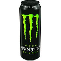 Monster - Monster Mega 55,3Cl Blik, 12 Blikken