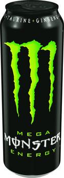 Monster Monster - Monster Mega 55,3Cl Blik, 12 Blikken