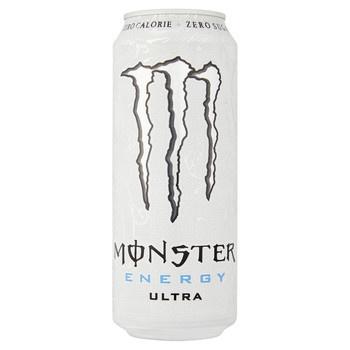 Monster Monster - Monster Ultra 50Cl Blik, 12 Blikken