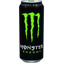 Monster - Monster Energy 50Cl Blik, 12 Blikken