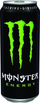 Monster Monster - Monster Energy 50Cl Blik, 12 Blikken