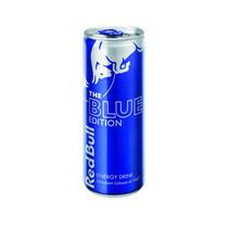 Red Bull - Red Bull Blue Edit 25Cl Blik, 12 Blikken