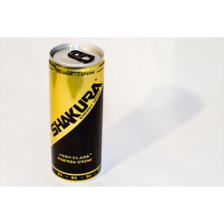 Shakura Shakura - Shakura Energy Drink 25Cl Blik, 24 Blikken
