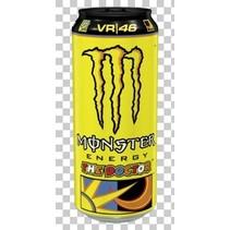 Monster - Monster Doctor/Valentino Rossi, 12 Blikken