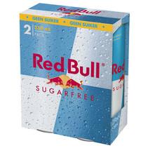 Red Bull - Red Bull Sugarfr 2Pk 25Cl Blik, 12 2 Pack