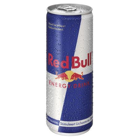 Red Bull Red Bull - Red Bull Energy 25Cl Blik, 24 Blikken