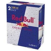 Red Bull - Red Bull M.Opdr 2Pk 25Cl Blik, 12 2 Pack