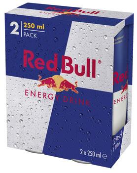 Red Bull Red Bull - Red Bull M.Opdr 2Pk 25Cl Blik, 12 2 Pack