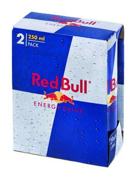 Red Bull Red Bull - Red Bull Z.Opdr 2Pk 25Cl Blik, 12 2 Pack