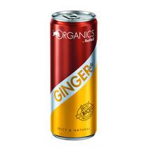 Organics - Bio Organic Ginger Ale 25Cl, 12 Blikken