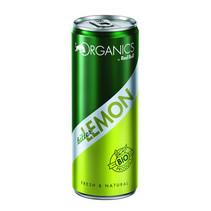 Organics - Bio Organic Bitter Lemon 25Cl, 12 Blikken