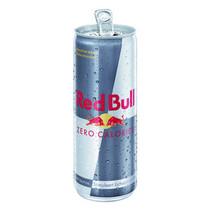 Red Bull - Red Bull Zero 25Cl Blik, 24 Blikken