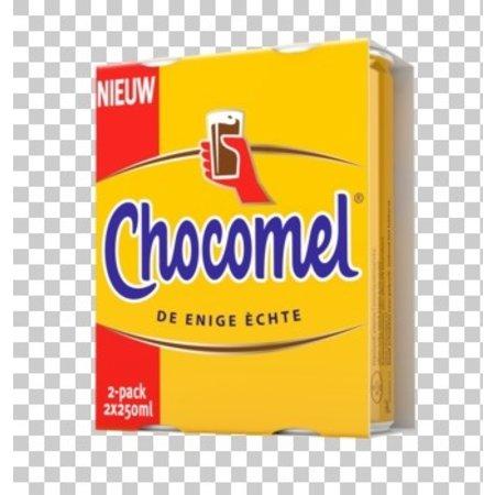 Chocomel Chocomel - Chocomel Vol 2-Pk 25Cl Blik, 12 2 Pack