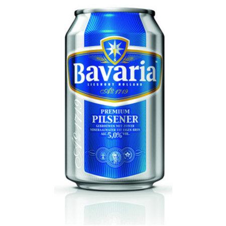 Bavaria Bavaria - Bavaria Bier 4X 6Pk 33Cl Blik, 4 6 Pack