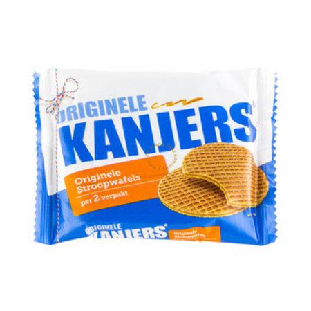 Kanjers Kanjers - Kanjers Stroopwafels 45X2, 45 2 Pack