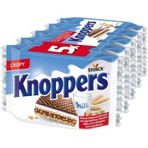 Knoppers - Knoppers 5-Pk, 18 Pack