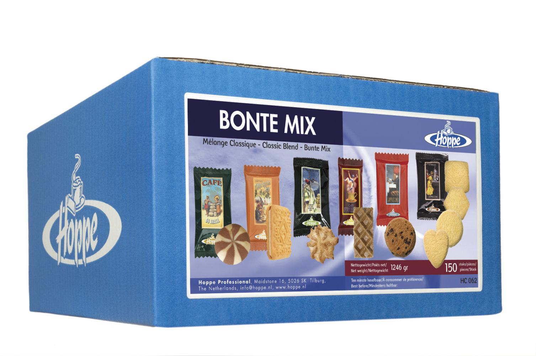 Hoppe Hoppe - Bonte Mix (6Srt), 150 Stuks