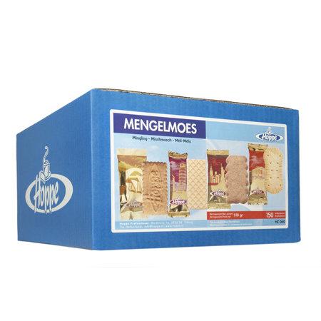 Hoppe Hoppe - Mengelmoes (4Srt), 150 Stuks