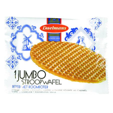 Daelmans Daelmans - Jumbo Rmb.Stroopwafel A1 39Gr, 36 Stuks