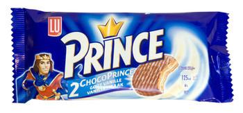 Prince Prince - Lu Chocoprince Duo Vanille 57G, 20 Stuks