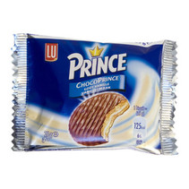Prince - Lu Chocoprince Vanille 28,5G, 40 Stuks