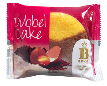 Boom Boom - Rmb.Dubbelcake A1 75Gr, 24 Pack