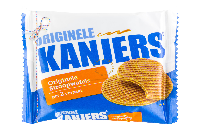 Kanjers Kanjers - Kanjers Stroopwafels A 2, 15 Pack