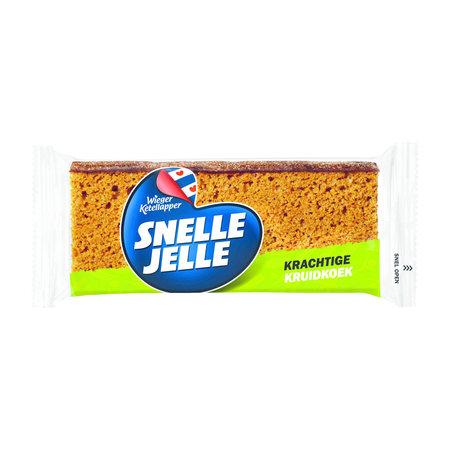 Wieger Ketelapper Wieger Ketelapper - Snelle Jelle Kruidkoek 70Gr, 20 Pack