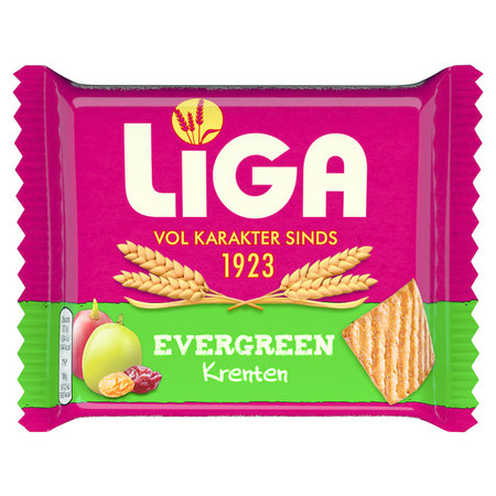 Liga Liga - Evergreen Krenten 2-Pk, 24 Pack