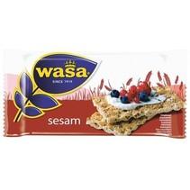 Wasa - Wasa Sesam Singlepack, 120 Stuks