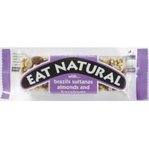 Eat Naturals - Brazils Sultanas Almond&Hazeln, 12 Repen