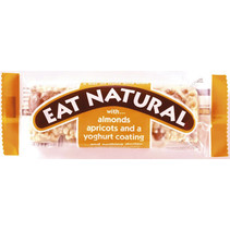 Eat Naturals - Amond Apricot&Yoghurt Coating, 12 Repen
