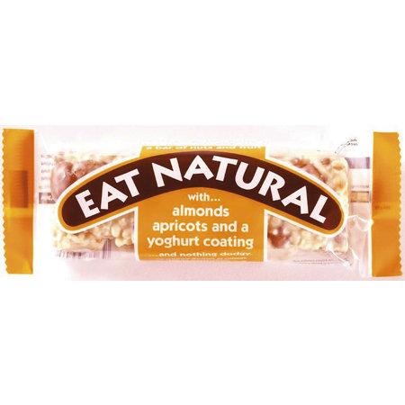 Eat Naturals Eat Naturals - Amond Apricot&Yoghurt Coating, 12 Repen