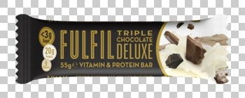 Fulfil Fulfil - Fulfil Triple Chocolate Deluxe, 15 Repen