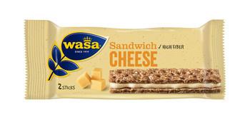 Wasa Wasa - Sandwich Cheese, 24 Repen