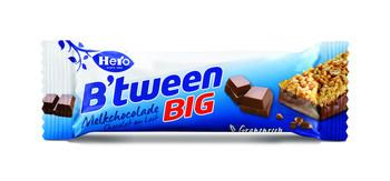 Hero Hero - B'Tween Big Melkchocolade 50G, 24 Repen